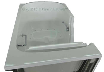 Model 3555 Bariatric Style Handicapped Tubs Handicap