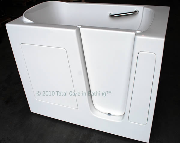 Model 3048 walk in tub