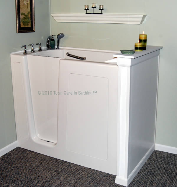 Premier Care Walk In Tub.Model 3055 Handicapped Tubs Handicap Bathtubs Walk In