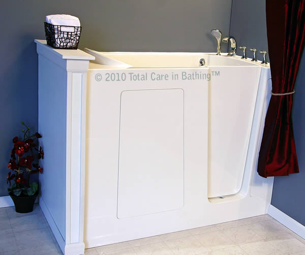 Model 3260 walk in tub
