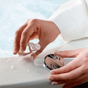 Aromatherapy Kit Upgrade Option For Walk In Bathtub For
